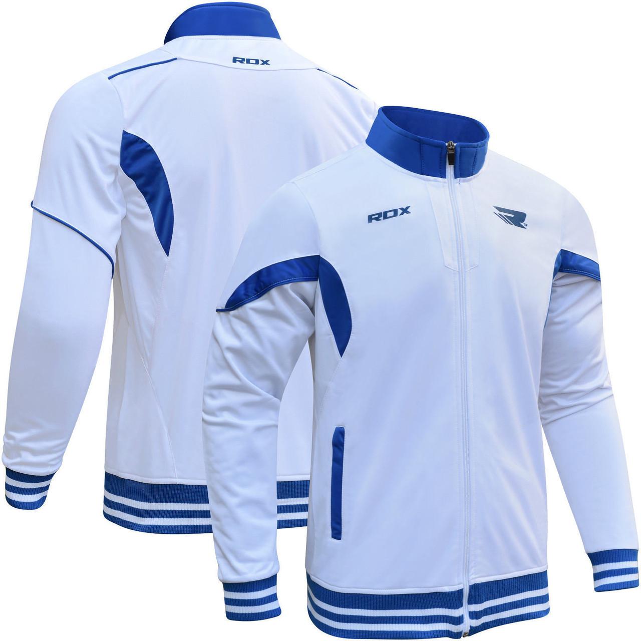 Кофта спортивная RDX White L