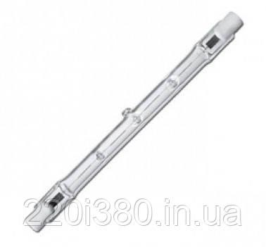 Лампа EL лін. 117,6mm 500W R7s A-HL-0060 Electrum