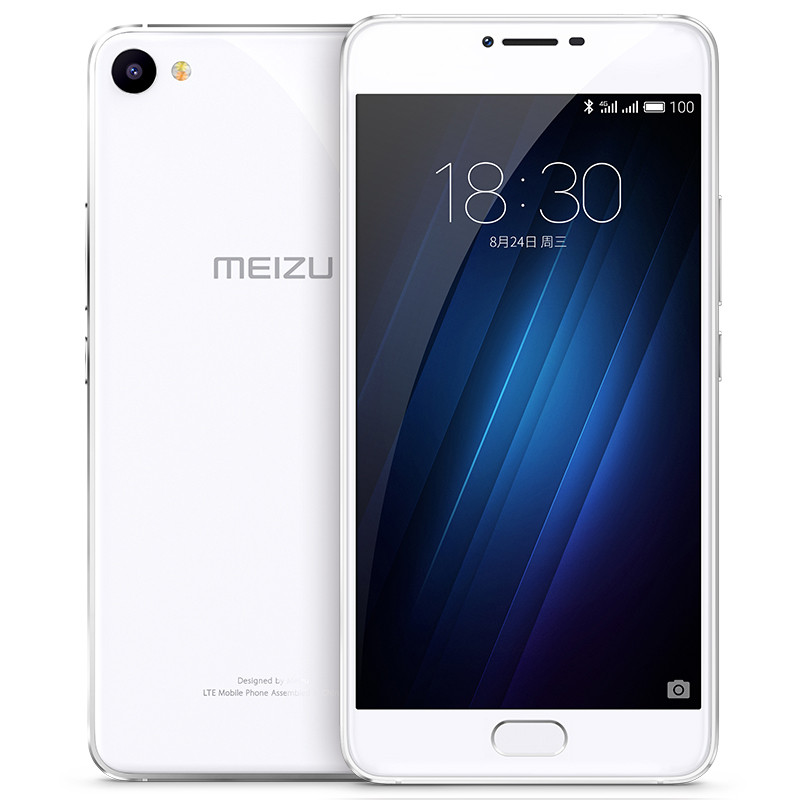 Смартфон Meizu U10 3Gb Стеклянный корпус