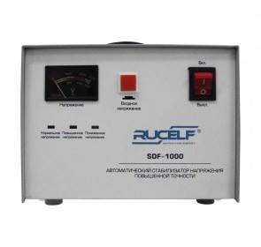 Стабилизатор напряжения Rucelf SDF-1000 (1000 Вт), фото 2