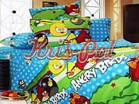 Детское постельное белье полуторное бязь