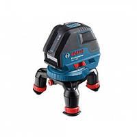 Линейный лазерный нивелир (построитель плоскостей) Bosch GLL 3-50 + L-BOXX  (0601063801)