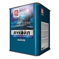 Моторное масло LUKOIL 10W-40 AVANTGARDE 21,5L ( Лукойл Авангард 10W40 ) полусинтетика для грузовиков TIR