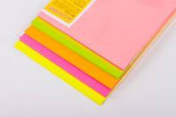 "Бумага A4 ""М-Стандарт"" микс (NEON) 250 листов/5 цветов, фото 1"