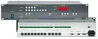 Коммутатор сигналов S-video и симметричных звуковых сигналов Kramer VS-804YC