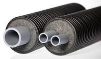 Теплоизолированные трубы и фасонные элементы трубопроводов