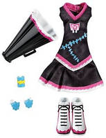 Набор одежды для Френки Школьная униформа Monster High School Spirit Scream Uniforms Frankie Stein
