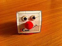 Сувенир мягкая игрушка КВЕ.