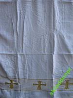 Полотенце для крещения махра 70х140 Крыжма