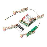 SIM800L GPRS SMS время_жизни плата последовательного интерфейса с печатной платы антенны GSM TCP IP модуль MicroSIM карты
