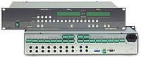 Коммутатор S-video и симметричных звуковых стереосигналов Kramer VS-1604YC