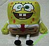 Игрушка детская массажная антистресс Губка Боб