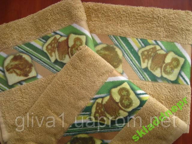 Полотенце махровое кухонное 40х60 Литва
