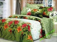 Комплект постельного белья сатин Wonderline 180х22