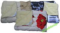 Одеяло шерстяное стеганное бязь все размеры Овца