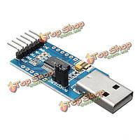 5шт 5V 3.3 в ft232rl USB модуль последовательный 232 адаптер скачать кабель для arduino