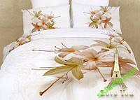 Комплект белья сатин 3D Love You 160х200, фото 1