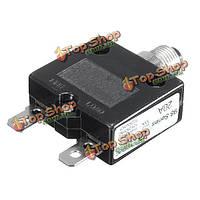 20А 125/250ВAC 32VDC 50/60Hz защиты от перегрузки цепи теплового выключателя перегрузки по току для генератора