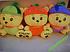 Детские мягкие массажные игрушки в ассортименте
