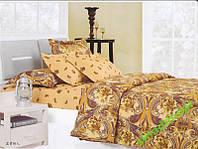 Комплект постельного белья сатин 200х220 + 4шт.