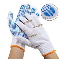 Охраны труда перчатки резиновые покрытия износостойкой прочные рабочие перчатки
