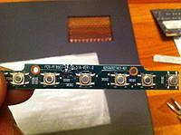 Плата кнопок PCB-PF8607-PW для Hp compaq nc4010.