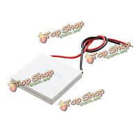 72W двухпалубный электронный полупроводниковый холодильное оборудование Лист охлаждения TEC2-25408 DIY 6A 12v