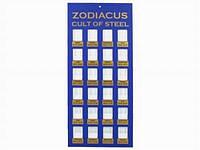 Zodiacus - Horoscope Gold/Silver на 24 шт / Стенд для Кулонов 56x24 см