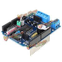 L298P двухканальный интерфейс Bluetooth  высокой мощности ч моста водитель двигателя щит для Arduino поддержки непосредственно вождения 2 двигателя