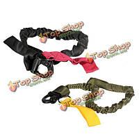 120см EDC регулируемые нейлон ленты безопасности восхождение страхование веревка веревка