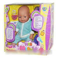 "Кукла пупс Baby Born ""Мой малыш"" M 0239 U/R D HN"