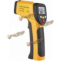 HT-812 Портативный цифровой-50 ~ 450 ℃ (-58 ~ 842 ℉ ) эмиссионная тестер температуры 0.95 Инфракрасный термометр