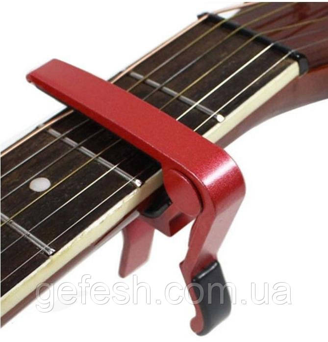 Каподастр для акустична гітара 5 см