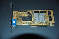Видеокарта NVIDIA GeForce2 MX400 64MB AGP VGA