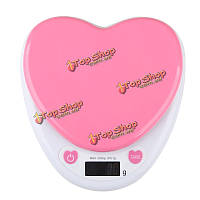 KS-686 3000г 0.1g электронные весы выпечки медицина шкалы измерения веса весы с подсветкой
