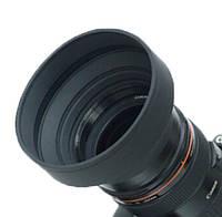 Бленда резиновая   52 мм Canon Nikon Pentax Sony
