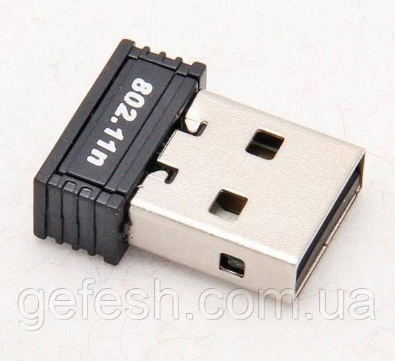 USB wifi мини сетевой адаптер 150 Mbit wi fi