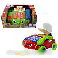 Телефончик на колесах Play Smart 7068 AS