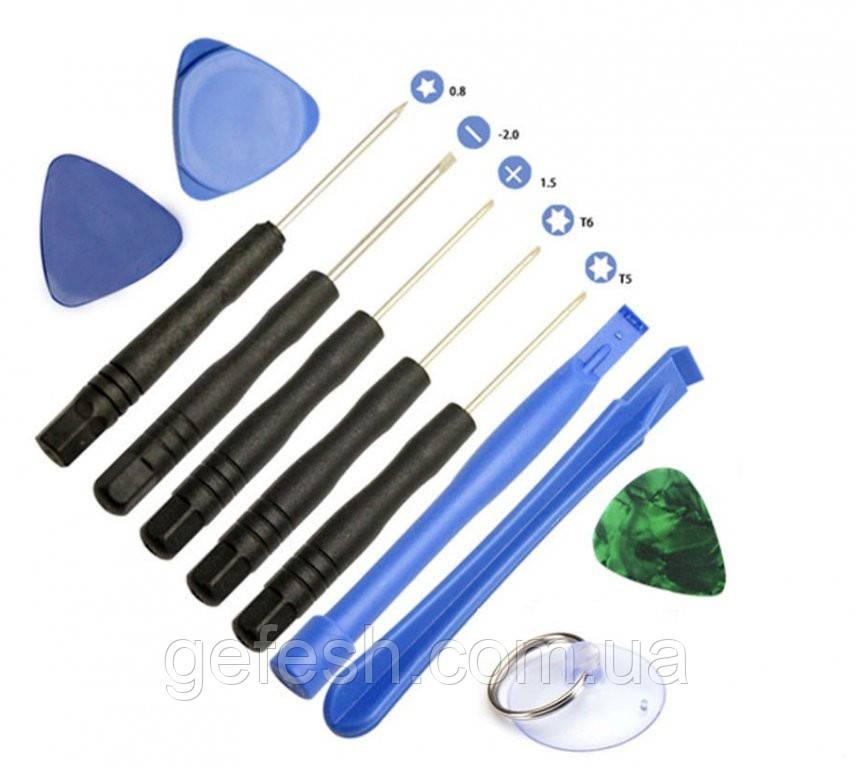 Инструмент набор для ремонта телефон разборка iphone отвертка 11 в 1