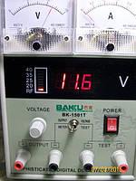 Лабораторный блок питания 15В 1А для телефонов 3в1
