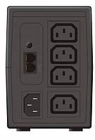 ИБП Mustek PowerMust 636 650VA LCD,Line I nt., IEC (98-LIC-C0636)