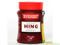 АСАФЕТИДА 25 грм. красная Asafoetida Everest super, натуральная приправа и лекарство Аюрведа Здесь