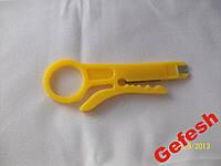Стриппер инструмент для зачистки кабеля UTP/STP