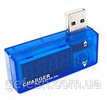 USB тестер зарядки вольтметр амперметр