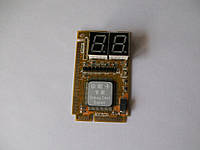 Post card пост карта ноутбуков PCI PCIe LPC