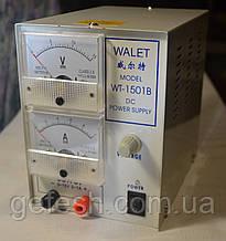 Лабораторный блок питания 15В 1А для телефонов др