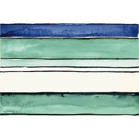 Декор Imola Stripes Sea Mix