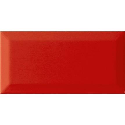 Плитка облицовочная Monopole Ceramica Rojo Brillo Bisel, фото 2