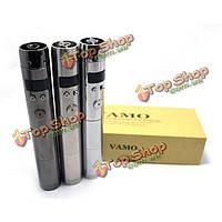 Вамо V5 переменное напряжение/мощность электронная сигарета мод 3 цвета
