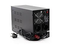 ИБП ProLogix Optimum 800VA; (800VA/480W, линейно-интерактивный, под внешнюю батарею, правильная синусоида)